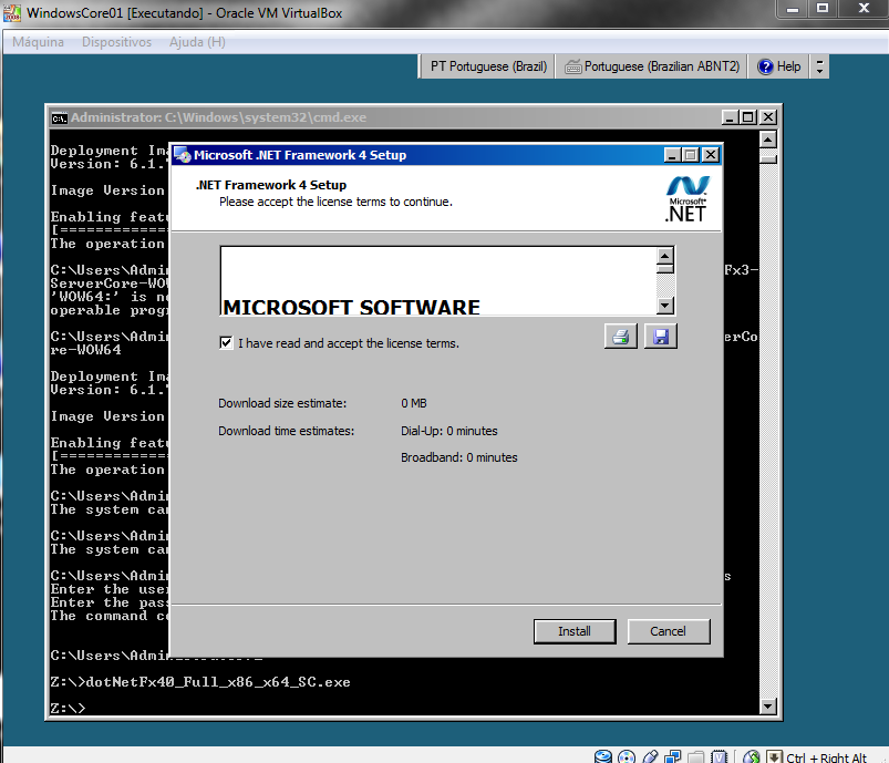WindowsCore45