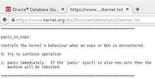 Linux-oops